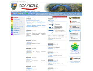 old.bogyiszlo.hu screenshot