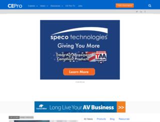 old.cepro.com screenshot