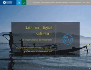 old.developmentgateway.org screenshot