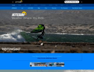 old.ikitesurf.com screenshot
