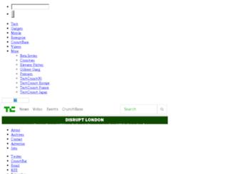 old.mobilecrunch.com screenshot