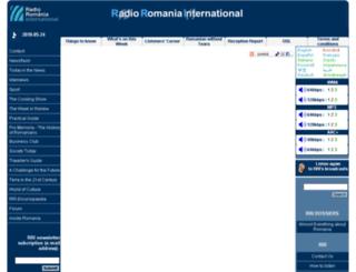 old.rri.ro screenshot