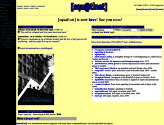 old.squat.net screenshot