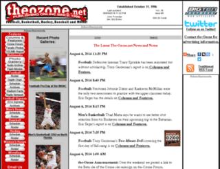 old.theozone.net screenshot