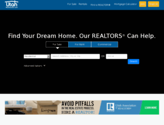 old.utahrealestate.com screenshot