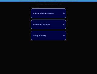 oldbakerybooks.co.uk screenshot