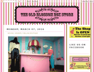 oldblossombox.blogspot.com screenshot
