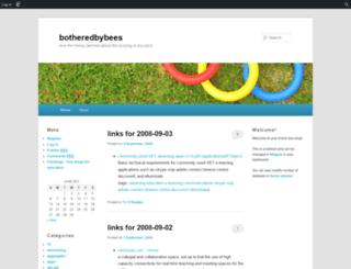 oldcodgertater.edublogs.org screenshot