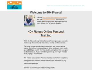 older.fitness screenshot