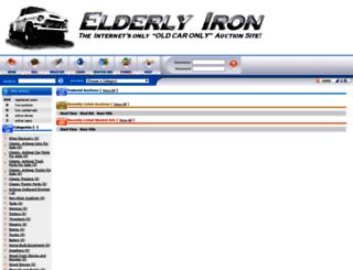 oldfarmauction.com screenshot