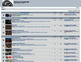 oldforum.tmaxclub.it screenshot