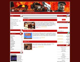 oldgame.cz screenshot