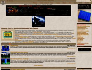 oldgames.sk screenshot