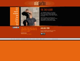 oldgarbo.co.uk screenshot