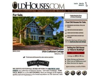 oldhouses.com screenshot