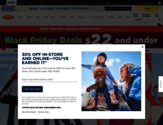 oldnavy.gapcanada.ca screenshot