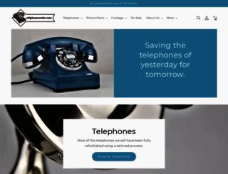 oldphoneworks.com screenshot
