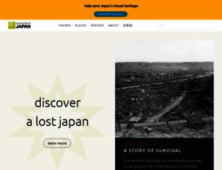 oldphotosjapan.com screenshot