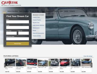 oldride.com screenshot