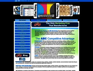 oldsaybrookprinting.com screenshot