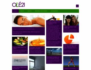 ole21.com screenshot