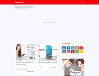 oledtech.blogspot.com screenshot