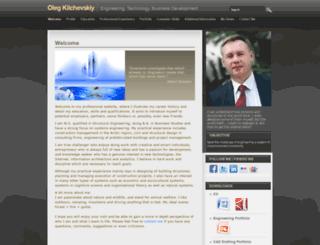 olegkilchevskiy.name screenshot