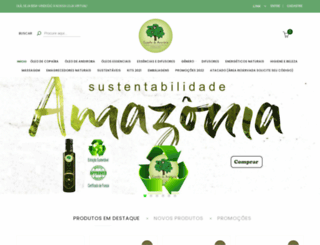 oleodecopaiba.com.br screenshot