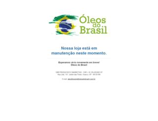 oleosdobrasil.com.br screenshot