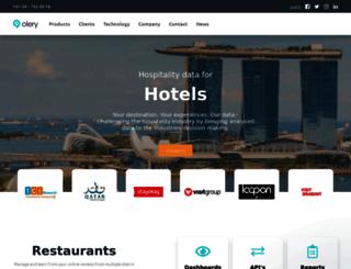 olery.com screenshot