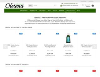 oletana.at screenshot