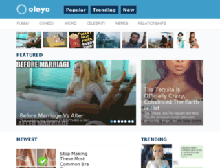 oleyo.co screenshot