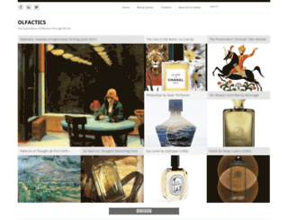 olfactics.wordpress.com screenshot