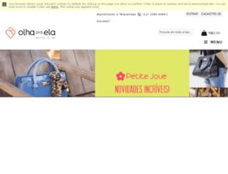 olhapraela.com.br screenshot