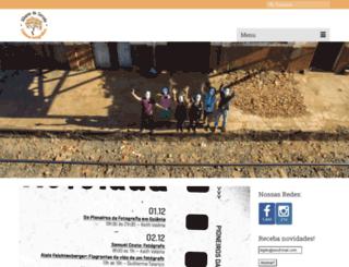 olharesdocerrado.com.br screenshot