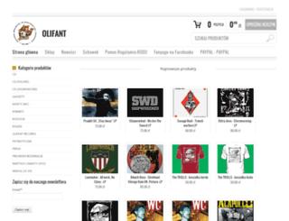 olifant.com.pl screenshot