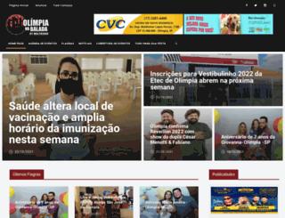 olimpianabalada.com screenshot