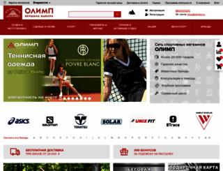 olimpvl.ru screenshot