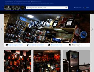 olimusic.com screenshot