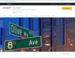 olive8.com screenshot