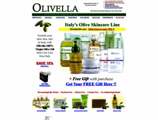 olivellausa.com screenshot