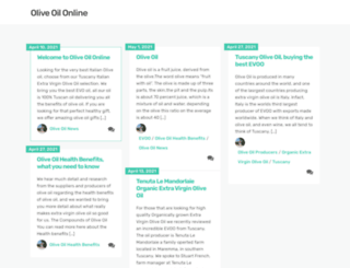 oliveoilonline.com screenshot