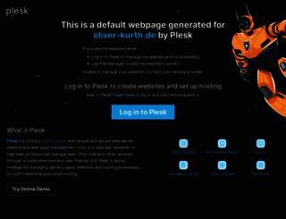 oliver-kurth.de screenshot