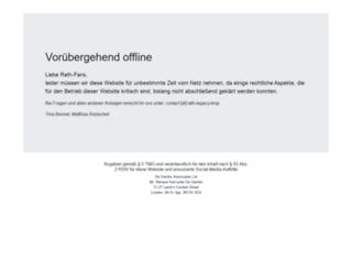 oliver-rath.com screenshot