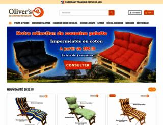 olivers.fr screenshot