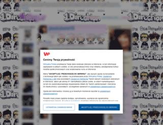 olivia1d.pinger.pl screenshot