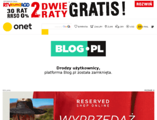 oliviamiller.blog.pl screenshot