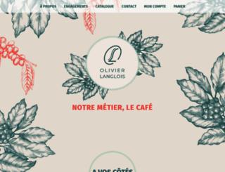 olivier-langlois.fr screenshot