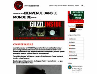 olivierguzzi.e-monsite.com screenshot