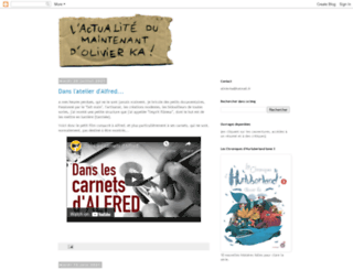 olivierka.blogspot.com screenshot